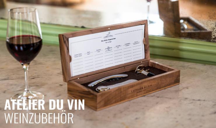 Atelier du Vin Weinzubehör