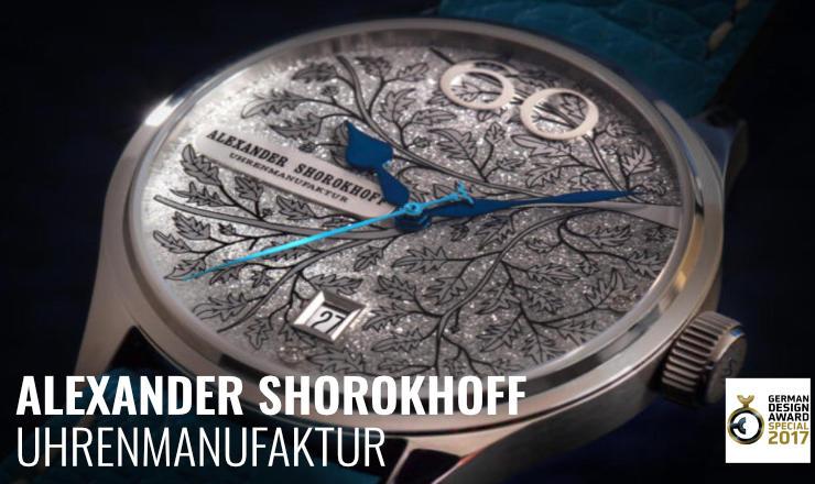 Alexander Shorokhoff Damenuhren