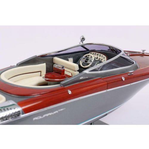 Kiade, Modellboot 'Riva Aquariva Super' 3 verschiedene Größen