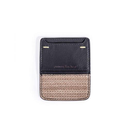 Pininfarina, 'Folio', Visitenkarten-Etui 'Business Card Holder', Walnuss