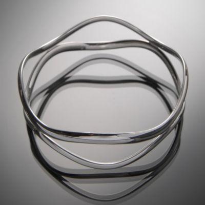 Grosse Jewels, Armreif 'Pacific II', 925 Silber