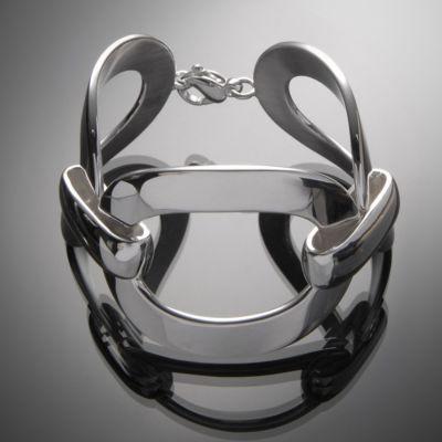 Grosse Jewels, Armreif 'Santa Fe', 925 Silber