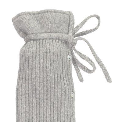 YuYu Wärmflasche, Maifair Cable Kit 100 % Kaschmir, Farbe Pottasche