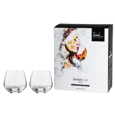 Eisch, Serie Sky Sensis Plus, Whisky 518/14, 2 Stück im Geschenkkarton