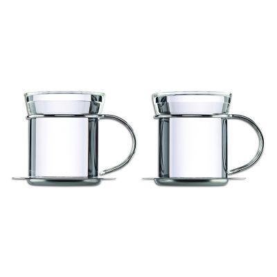 mono Filio, Teetasse, 2er Set mit Untertasse