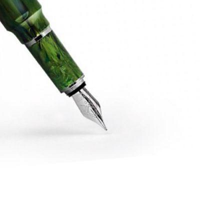 Visconti, Füllfederhalter Modell 'Mirage' Emerald, grün