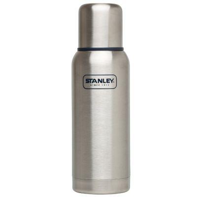 Stanley, Thermosflasche Adventure, Edelstahl gebürstet, 0,739 Liter