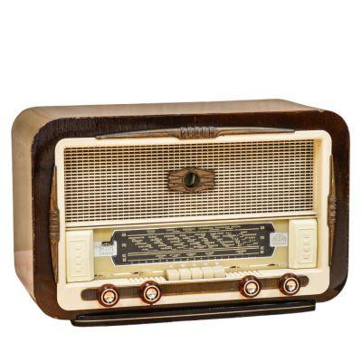 Charlestine, Radio Modell 'Le Regional 57M 1957', restauriert und modernisiert