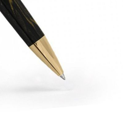 Visconti, Kugelschreiber Modell 'Medici' Golden Black
