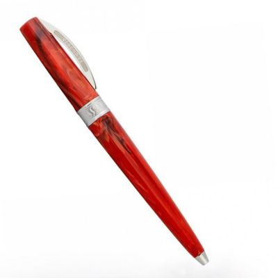 Visconti, Kugelschreiber Modell 'Mirage' Coral, rot