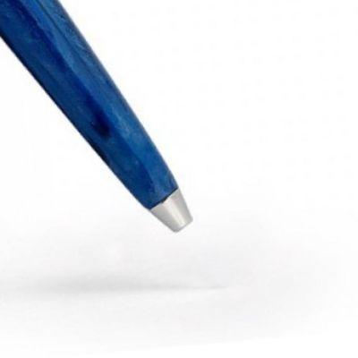 Visconti, Kugelschreiber Modell 'Mirage' Aqua, blau
