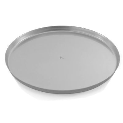 KORBO Bodenplatte in verschiedenen Größen, Edelstahl, für Drahtkörbe