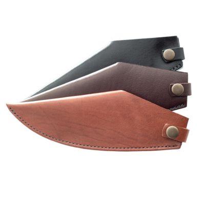 Lignum handgenähte Lederscheide für //SKID Messer, 3 Farben