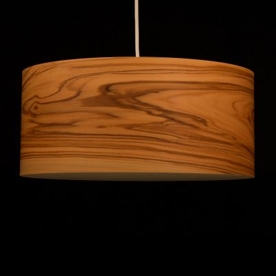 Woodmosphere, Pendelleuchte 'Crown', Olive, 5 verschiedene Größen