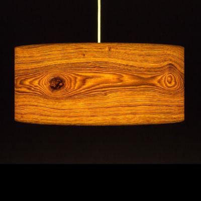 Woodmosphere, Pendelleuchte 'Crown', Eiche astig, 5 verschiedene Größen