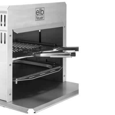 Dwenger Design Manufaktur, Oberhitzegrill 'Elbfeuer', Modell Solo Neuwerk 1000