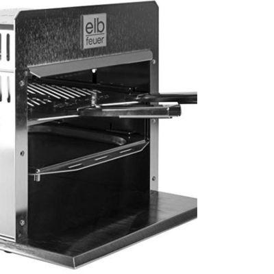 Dwenger Design Manufaktur, Oberhitzegrill 'Elbfeuer', Modell Duo Scharhörn 3000