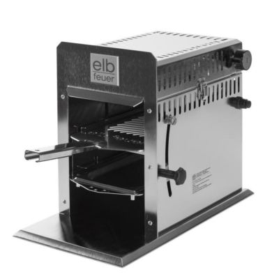 Dwenger Design Manufaktur, Oberhitzegrill 'Elbfeuer', Modell Solo Neuwerk 3000
