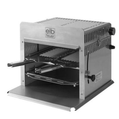 Dwenger Design Manufaktur, Oberhitzegrill 'Elbfeuer', Modell Duo Scharhörn 1000