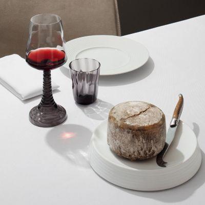 Hering Berlin, Glasserie 'Domain - clear flow', Sherrykaraffe mit Stopfen