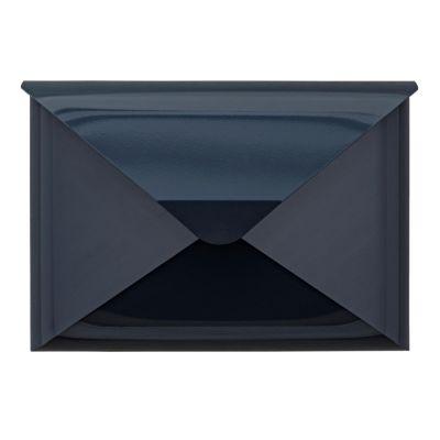 Dwenger Design Manufaktur, Briefkasten 'briefwunder', Farbe anthrazit