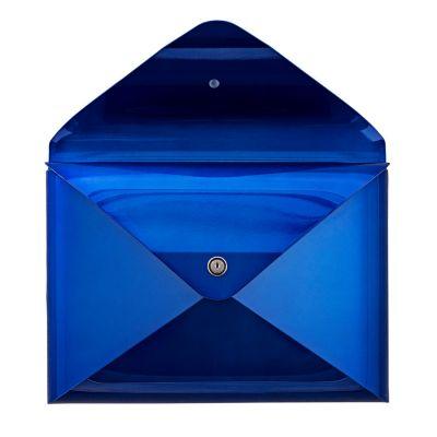Dwenger Design Manufaktur, Briefkasten 'briefwunder', Farbe karibikblau