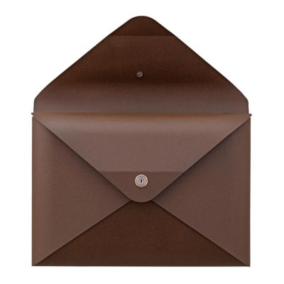 Dwenger Design Manufaktur, Briefkasten 'briefwunder', Farbe Rostoptik