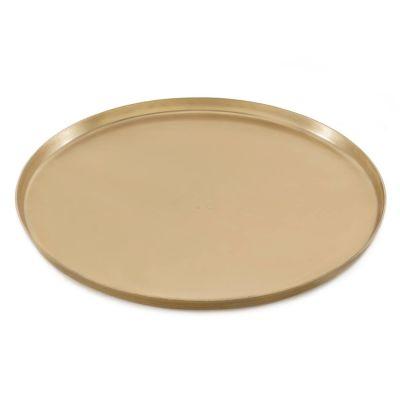 KORBO Bodenplatte 18 aus Messing für Drahtkörbe Größe 18