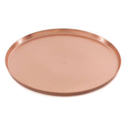 KORBO Bodenplatte 18 aus Kupfer für Drahtkörbe Größe 18