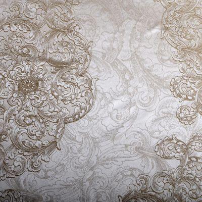 Plauener Seidenweberei, Spannbettlaken aus 100% Seide, Design 'Alba tussah'