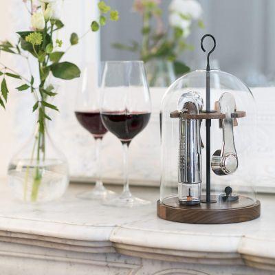L'Atelier du Vin, Le Globe, Weinzubehörset in edler Aufbewahrungsglocke