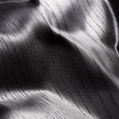 Cozi, Schale groß, Modell 'Wrinkles Square', Esche schwarz mit hellem Korkboden