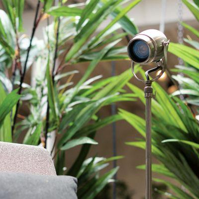 Authentage, Lampenserie 'Micro', höhenverstellbare Standleuchte 'Floor outside', verschiedene Ausführungen