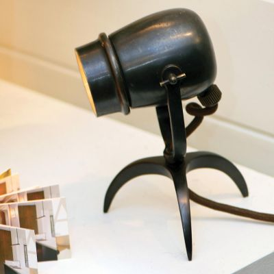 Authentage, Lampenserie 'Micro', Tischleuchte 'Table Tribod', verschiedene Ausführungen