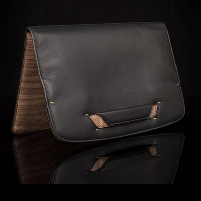 Pininfarina, 'Folio', Tasche 'Bag', Walnuss