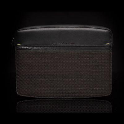 Pininfarina, 'Folio', Tablet-Tasche 'Tablet Case', Wenge schwarz