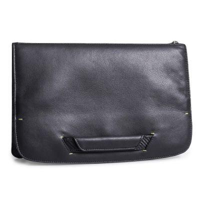 Pininfarina, 'Folio', Tasche 'Bag', Karbon schwarz