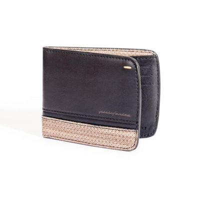 Pininfarina, 'Folio', Brieftasche 'Wallet', Walnuss, 6 Kartenfächer