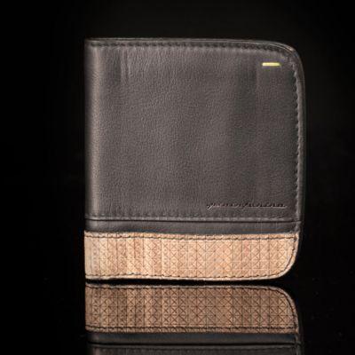 Pininfarina, 'Folio', Brieftasche 'Wallet', Walnuss, 8 Kartenfächer