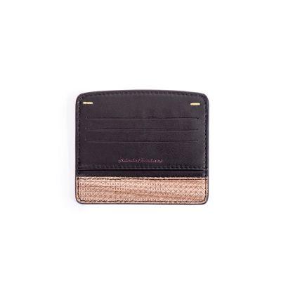 Pininfarina, 'Folio', Kreditkarten-Etui 'Credit Card Holder', Walnuss