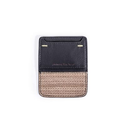Pininfarina, 'Folio', Visitenkarten-Etui 'Business Card Holder', Walnuss