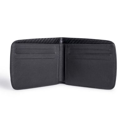 Pininfarina, 'Folio', Brieftasche 'Wallet', Karbon schwarz, 6 Kartenfächer