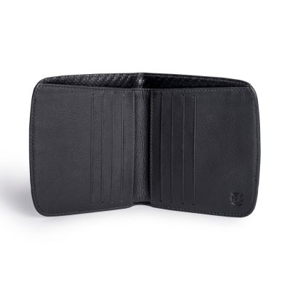 Pininfarina, 'Folio', Brieftasche 'Wallet', Karbon schwarz, 8 Kartenfächer