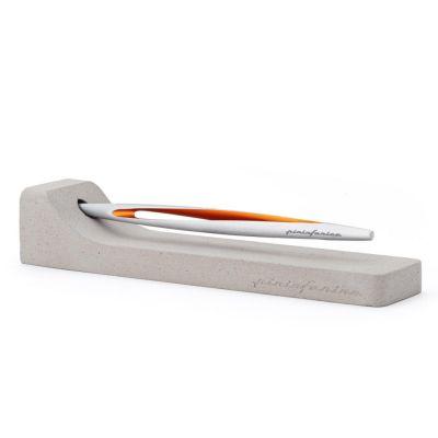 Pininfarina, Pininfarina Stift 'Aero', orange, mit Ethergraph®-Spitze