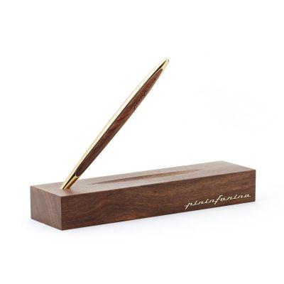 Pininfarina, Luxury-Edition, Pininfarina Stift 'Cambiano', gold, mit Ethergraph®-Spitze