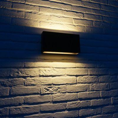 Authentage, Lampenserie 'Q-Bri', Wandleuchte 'Wall Outdoor', verschiedene Ausführungen