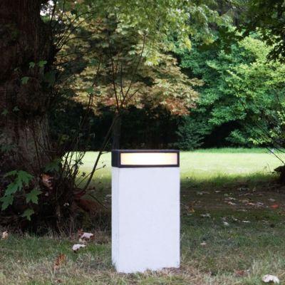Authentage, Lampenserie 'Q-Bri', Standleuchte 'Pole 27,5', verschiedene Ausführungen