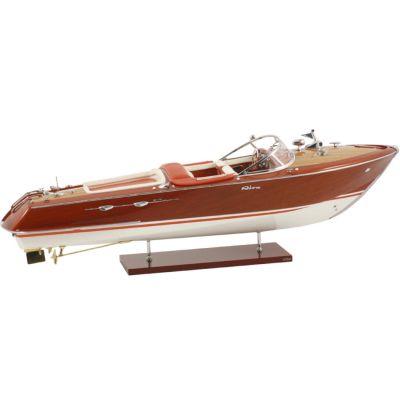 Kiade, Modellboot 'Riva Aquarama Special' 87 cm, Polsterfarbe Coral, Maßstab 1:10