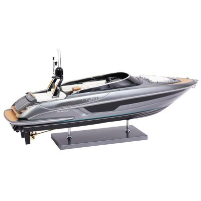 Kiade, Modellboot 'Riva Rivale grey-shark' 57 cm, Maßstab 1:15