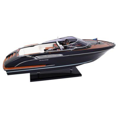 Kiade, Modellboot 'Riva Rivamare blue' 79 cm, Maßstab 1:15